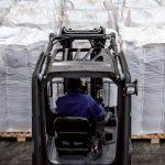 Big bags in opslag - Klouwers Terneuzen