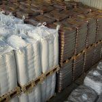 Big bags en zakgoed in opslag bij Klouwers Terneuzen